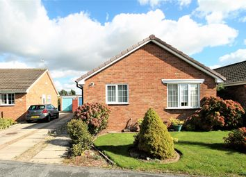 Thumbnail 2 bed detached bungalow for sale in Reygate Grove, Copmanthorpe, York