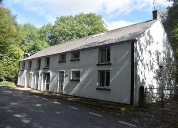 Thumbnail 5 bed detached house for sale in Llanio Road, Tregaron