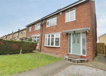 Thumbnail 3 bed semi-detached house for sale in The Parkway, Willerby, Hull