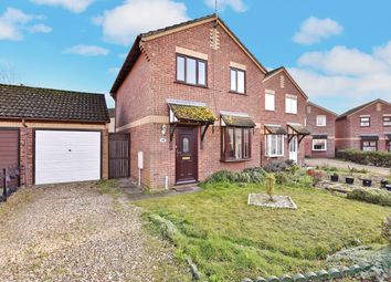 Thumbnail 3 bed detached house to rent in Thyme Close, Thetford, Norfolk
