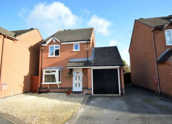Thumbnail 3 bedroom detached house for sale in Broadfield Way, Countesthorpe, Leicester