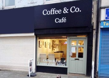 Thumbnail Restaurant/cafe for sale in 10A Church Street, Seaham
