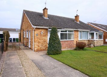 Thumbnail 2 bed semi-detached bungalow for sale in Oberon Close, Woodlands, Rugby