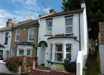 Thumbnail 3 bed end terrace house to rent in Bramblebury Road, Plumstead, London