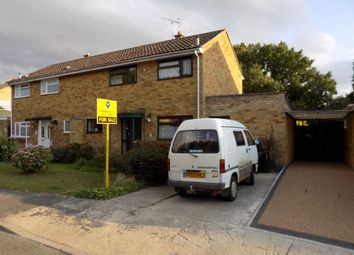 2 bed semi-detached house for sale in Conies Road, Halstead CO9
