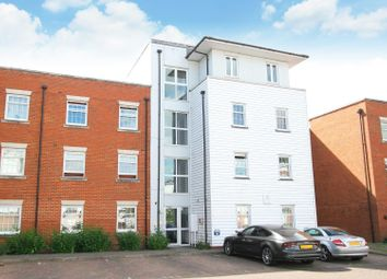 Thumbnail 2 bed flat for sale in Waters Edge, Canterbury
