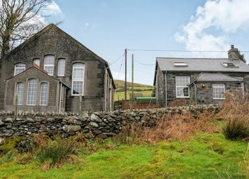 Thumbnail 5 bed detached house for sale in Cwmystradllyn, Garndolbenmaen, Gwynedd