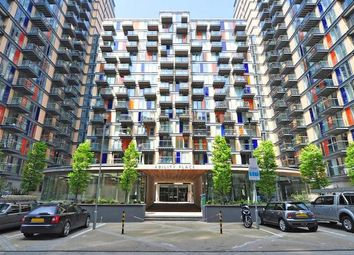 Thumbnail 1 bed flat to rent in Ability Place, 37 Millharbour, Canary Wharf, London