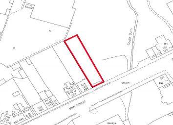 Thumbnail Land for sale in 531, Main Street, Coatbridge ML53Rx