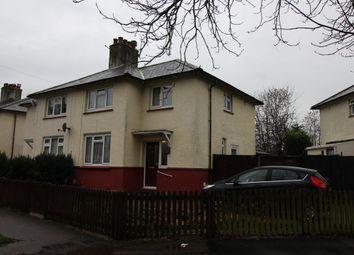Thumbnail 3 bed semi-detached house for sale in Guildford Road, Aldershot