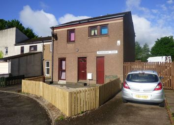 Thumbnail 3 bed end terrace house for sale in Windlestraw Court, Bourtreehill South, Irvine