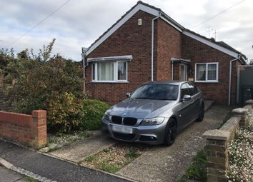 Thumbnail 2 bed bungalow to rent in Markham Road, Luton