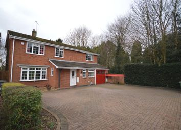5 bed detached house for sale in Hall Close, Blackfordby, Swadlincote, Leicestershire DE11