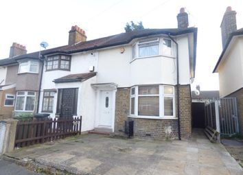 Thumbnail 3 bed end terrace house for sale in Dawson Avenue, Barking