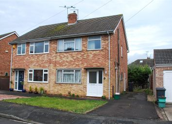 Thumbnail 3 bed semi-detached house for sale in Spencer Close, Hucclecote, Gloucester