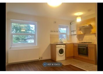Thumbnail 1 bed flat to rent in Alpha Road, London