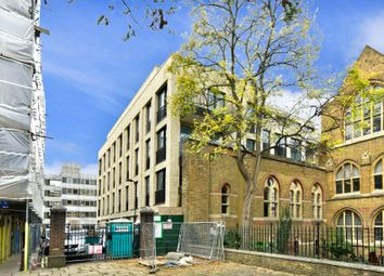 Thumbnail 1 bed flat to rent in Mark Street, Hackney