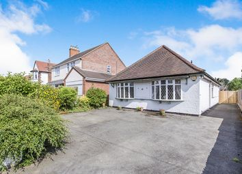 Thumbnail 4 bed bungalow for sale in Kingsfield Road, Barwell, Leicester