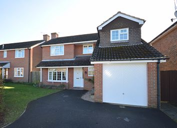 Thumbnail 4 bed detached house for sale in 8 Rogers Mead, Hayling Island, Hampshire