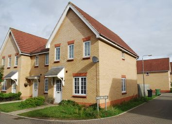 Thumbnail 3 bed end terrace house to rent in Lawrence Road, Thetford