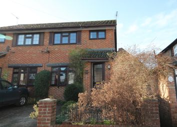 Thumbnail 3 bed detached house to rent in St Johns Road, Westcott, Dorking, Surrey