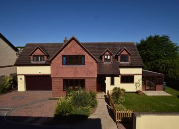 Thumbnail 4 bedroom detached house for sale in Gramercy Fields, Brixham