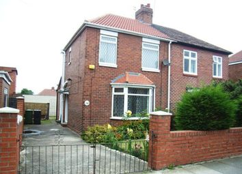 Thumbnail 2 bed semi-detached house to rent in Fenwick Avenue, Simonside, South Shields