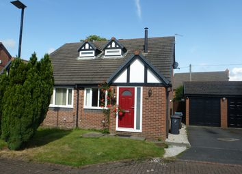 Thumbnail 2 bed semi-detached house to rent in Hill Top Close, Freckleton, Preston