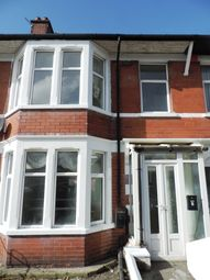 Thumbnail 3 bed terraced house to rent in Taff Terrace, Grangetown