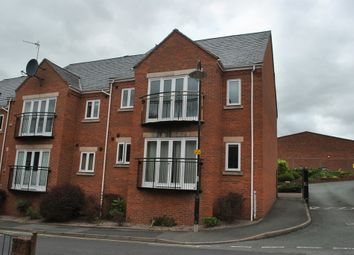 Thumbnail 2 bed flat to rent in Heatley Court, Deermoss Lane, Whitchurch, Shropshire