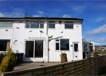 Thumbnail 3 bed semi-detached house for sale in Denby Court, Oakworth