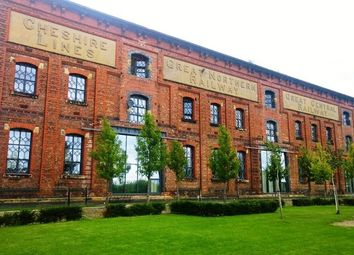 Thumbnail 2 bed flat for sale in Barton Court, Central Way, Warrington
