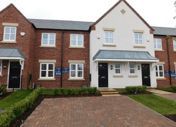 Thumbnail 3 bed terraced house for sale in Patina Way, Swadlincote