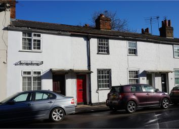 Thumbnail 2 bed terraced house for sale in London Street, Chertsey