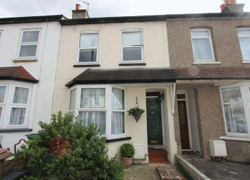 Thumbnail 2 bed terraced house for sale in Frederick Road, Sutton