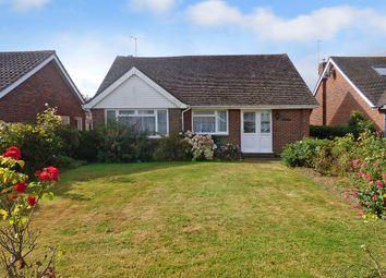 Thumbnail 3 bed detached bungalow for sale in Ingram Close, Rustington, Littlehampton