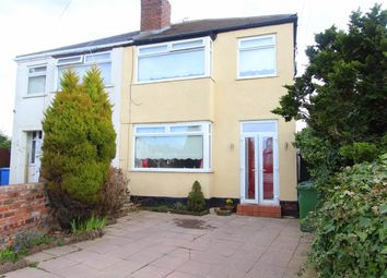 Thumbnail Semi-detached house for sale in Woodbourne Road, Liverpool
