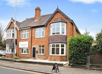 Thumbnail 2 bed flat for sale in Lawford Road, Rugby