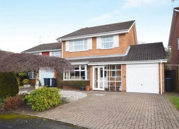 Thumbnail 4 bed detached house for sale in Saxon Close, Stratford-Upon-Avon