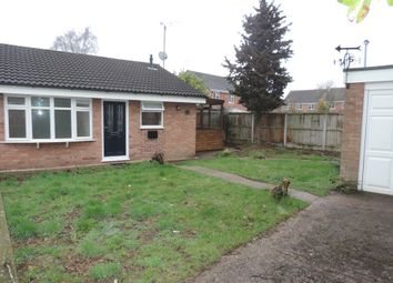 Thumbnail 2 bed detached bungalow to rent in Meadow Court, Stafford, Staffordshire