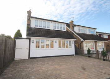 Thumbnail 5 bed property for sale in Viking Way, Pilgrims Hatch, Brentwood