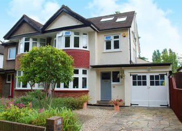 Thumbnail 3 bed semi-detached house for sale in Burtons Road, Hampton Hill, Hampton
