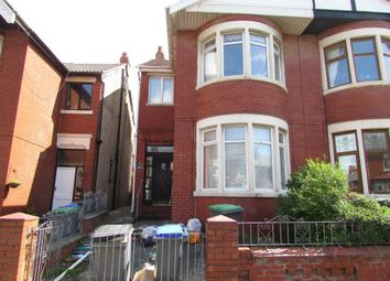 Thumbnail 3 bed semi-detached house to rent in Palatine Road, Blackpool, Lancashire