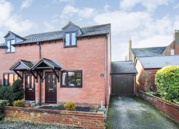 Thumbnail 2 bed semi-detached house for sale in Astley Court, Astley, Shrewsbury