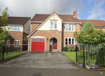 Thumbnail 4 bed detached house for sale in Ladyhill View, Ellenbrook, Manchester