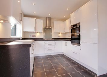 Thumbnail 3 bed detached house to rent in Alexander Road, Glebe Park, Lincoln