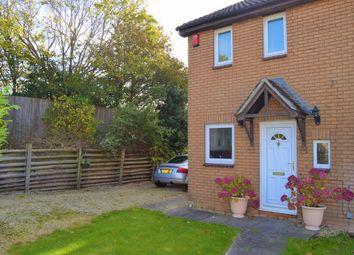 Thumbnail 2 bed semi-detached house for sale in Kestrel Drive, Swindon