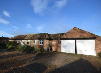 Thumbnail 3 bed barn conversion for sale in Hall Farm Road, Gayton, King's Lynn