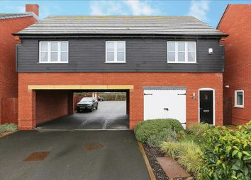 Thumbnail 2 bed detached house for sale in Norman Edwards Close, Nether Whitacre, Coleshill, Birmingham