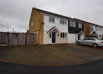 Thumbnail 5 bed semi-detached house for sale in Maytree Close, Rainham, Essex